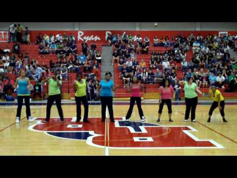 Girls Hip-Hop - Ryan High School