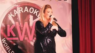 Jenny Ball Never Enough - UK KWC Final 15th September 2018
