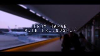 Tokyo, Kyoto & Osaka: From Japan With Friendship || Travel Diary