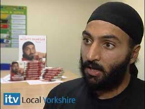 Monty Panesar Interview