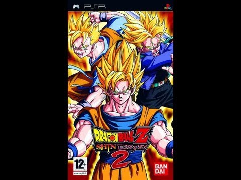Dragon Ball Z Shin Budokai 2 PSP