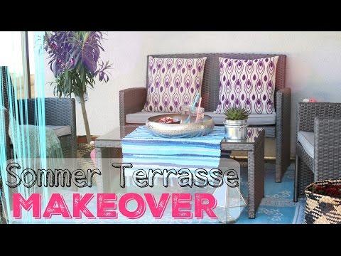 Balkon/Terrrasse gestalten - Urlaubsfeeling zu Hause -  Deko oriental inspired | funnypilgrim