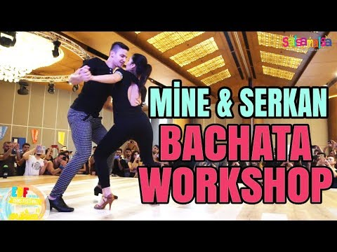 Mine - Serkan Bachata Dance Workshop | EDF-2018