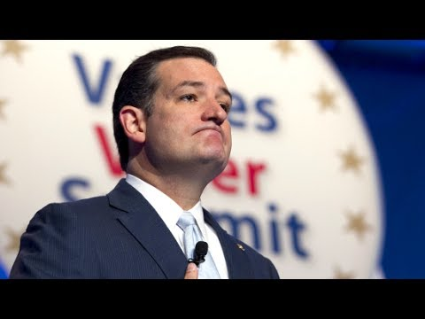 Ted Cruz Surges Among Tea Party-- Was That His Goal?