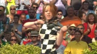 Lindsey Stirling - The Arena - ZDF Fernsehgarten 11.09.2016
