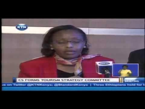Saving Tourism In Kenya