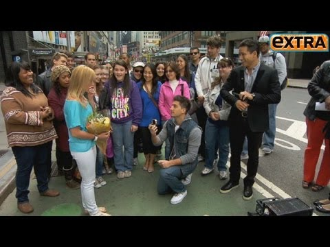Prank vs. Prank Pulls a Fake Proposal on Mario Lopez