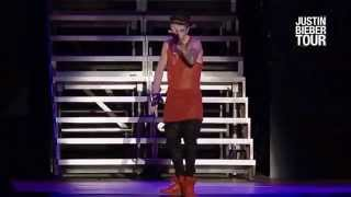 Justin Bieber Video - Concierto de Justin Bieber en Chile [COMPLETO] [FULL] HD