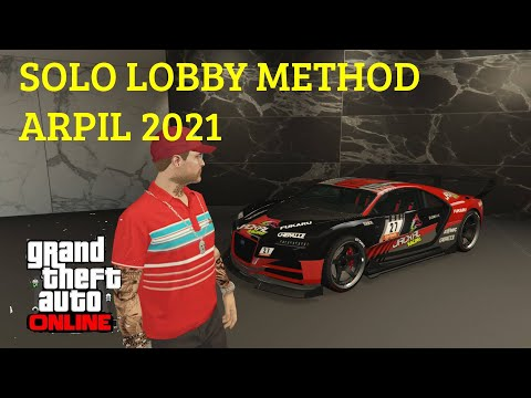 SOLO PUBLIC LOBBY Method on XBOX ONE - After Patch (4/6/21) - GTA 5 Online
