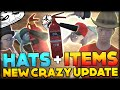 NEW UPDATE - CRAZY FIRE EXTINGUISHER AND NEW CUSTOMIZATION (H...