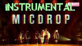 BTS (방탄소년단) MIC Drop (Steve Aoki Remix) Instrumental - Karaoke - Off Vocal