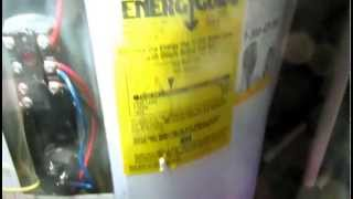 PLUMBING TIPS: a 40 gallon electric water heater (not heating water)