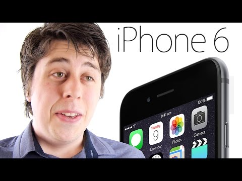 IPHONE 6 PARODY - The iPhone 6 Google Plus!!