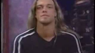Edge Admitd wwe is fake