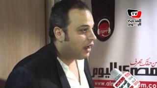 تامر عبد المنعم: «سعد الصغير فاد مصر أكتر من علاء عبد الفتاح»