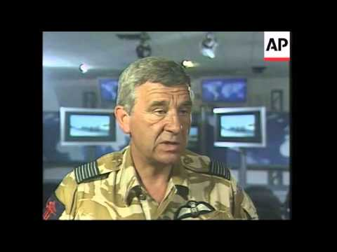 GWT: WRAP Coalition spokesmen on Baghdad advance, airport, fighting