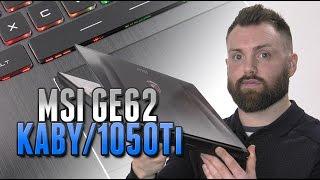 MSI GE62 7RE Apache Pro Review