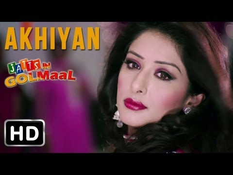 Exclusive Song | Akhiyan By Roshan Prince | From Upcoming Punjabi Movie Of 2013 | Jatts In Golmaal video