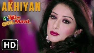 Jatts In Golmaal - EXCLUSIVE SONG | AKHIYAN BY ROSHAN PRINCE | FROM UPCOMING PUNJABI MOVIE OF 2013 | JATTS IN GOLMAAL