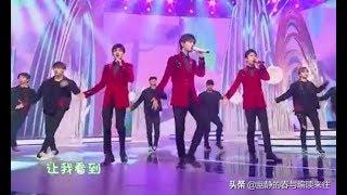 东方卫视春晚:tfboys表现中规中矩,王俊凯声音稍奇怪