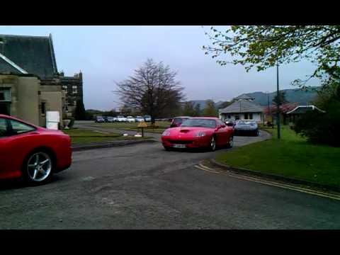 cars at mar hall.3gp