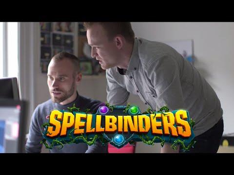 Spellbinders Behind the Scenes - The Prototyping of Spellbinders