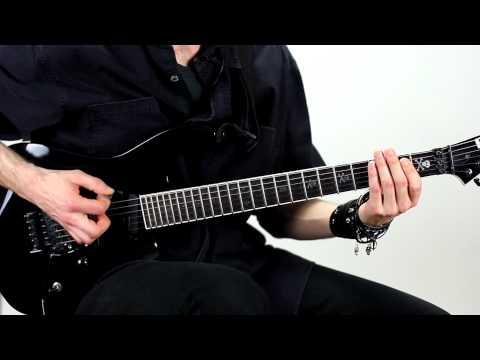 Lesson Guitar - Thrash Metal