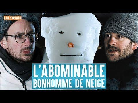 L'Abominable Bonhomme de Neige