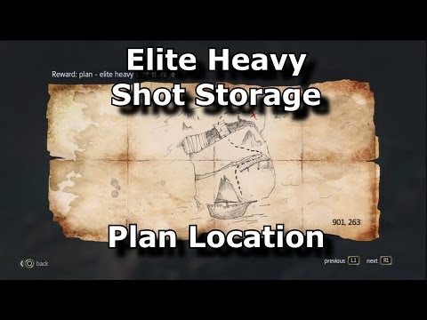 Black Flag Elite Heavy Shot Storage Location