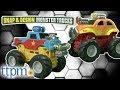 Lagu Snap & Design Monster Trucks from Lakeshore