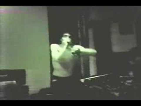 Rites Of Spring - Patience - Live 1985 - BCCCC