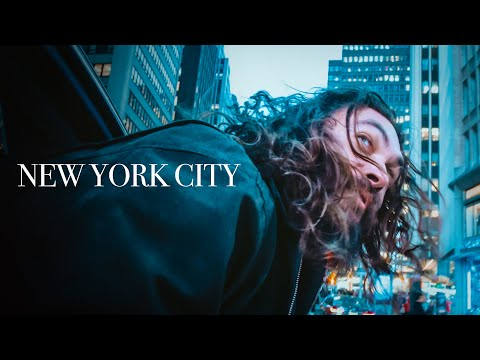 NYC - One of the best weeks of my life! | Jason Momoa