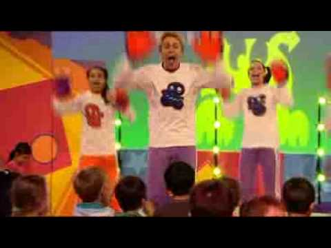 Hi-5 - Happy Monster Dance (be Active) 2009 video