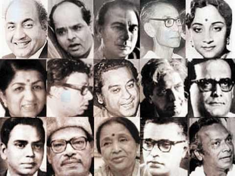 Muhabbat ki jhooti kahani pe roye - Lata Mangeshkar
