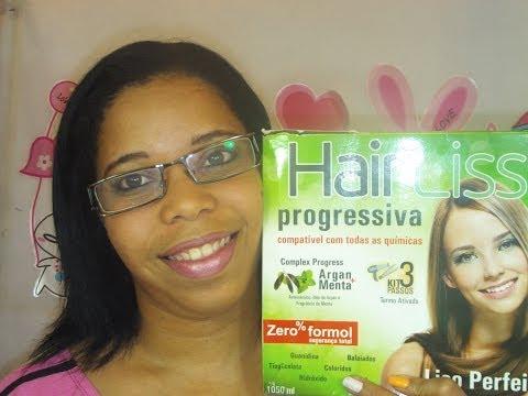 Pré progressiva Hair Liss da Divina Dama (falando um pouco) By Lili Bonita