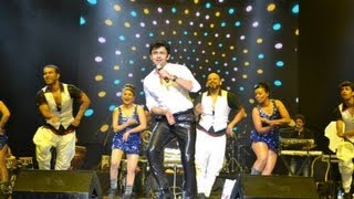 Sonu Nigam First Ever Concert at Crocus City Hall in Moscow Russia