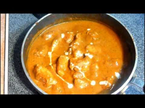 Indian Butter Chicken / Murgh Makhani