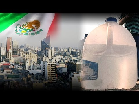 Mexico City faces growing water crisis