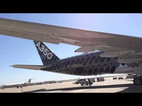 Airbus a350 Dallas/Fort Worth International Airport