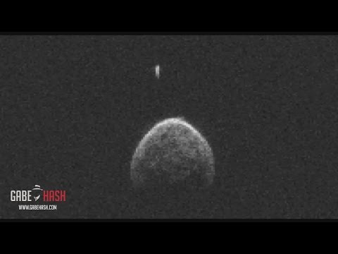 FIRST IMAGES OF ASTEROID 2004 BL86 REVEAL HAS IT OWN MOON TODAY JANUARY 26, 2015