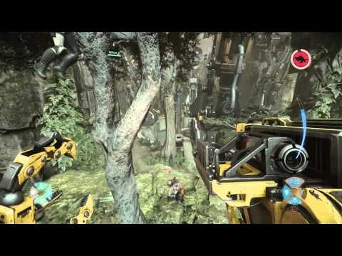 Evolve online (PS4)   Bucket, the best #7