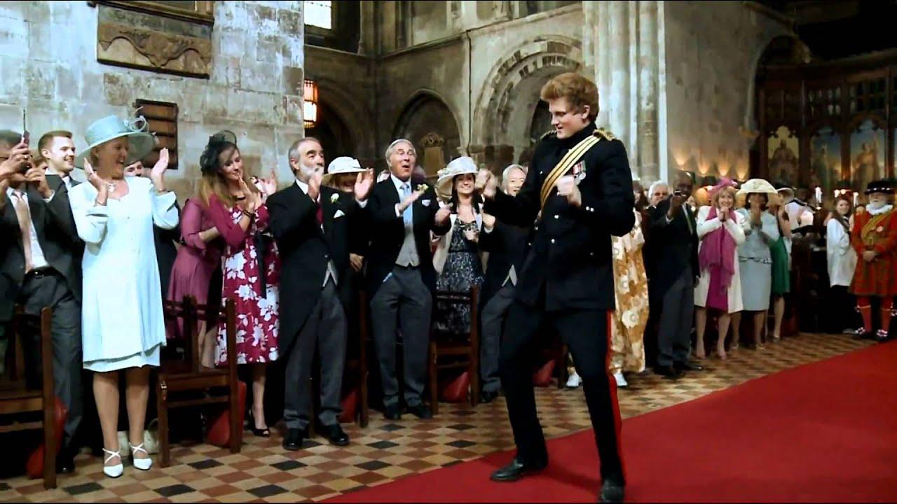 Rebecca Black At The Royal Wedding