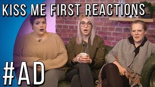 Kiss Me First - Shady Ladies React! #AD