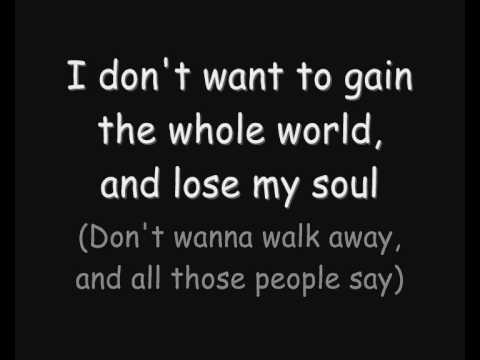 Tobymac - Lose My Soul (lyrics) video