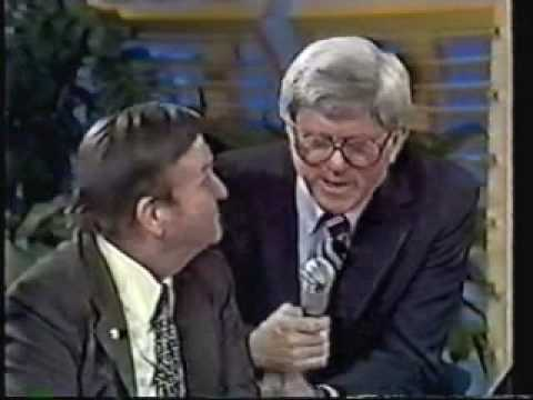 2-2 Dr. Walter Martin - Phil Donahue show - Part 2 of 2