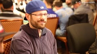 Griffin Benger on Importance of Losing Minimum in Cooler Spots