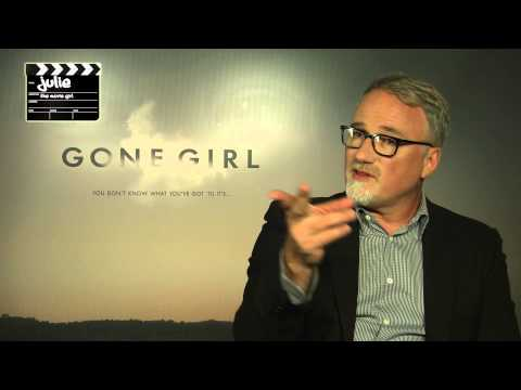 Interview Gone Girl David Fincher