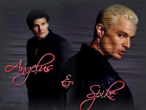 Spike VS. Angel - Who is better?