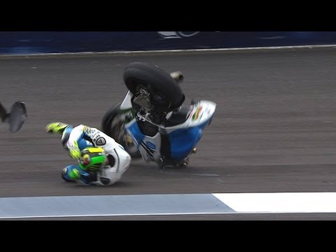 MotoGP™ Indianapolis 2013 — Biggest crashes