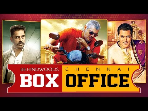 Ajith, Kamal & Salman clash at the top - Interesting numbers at the BW BOX OFFICE
